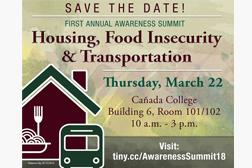 Cañada College 1st Annual Awareness Summit