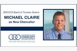 SMCCC District Board of Trustees Name New Chancellor