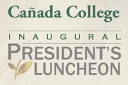 Cañada College President's Luncheon