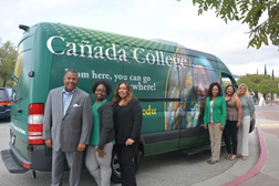 Cañada College Launches Free Shuttle to/from East Palo Alto