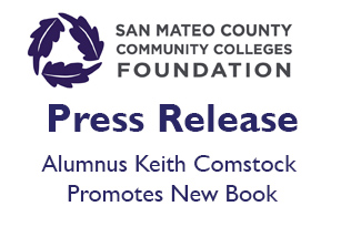 Keith Comstock Author Talk