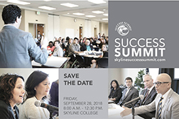 Skyline College Success Summit 2018